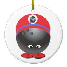bowling ornaments keepsake ornaments zazzle