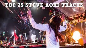best of steve aoki top 25 best steve aoki tracks 2016