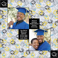 personalized wrapping paper checkered grad personalized wrapping paper pricing options