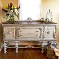 beautiful jacobean buffet diy furniture makeovers