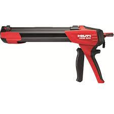 hilti 3498241 hdm 500 manual adhesive dispenser amazon com