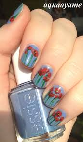 100 best nail art flower power images on pinterest make up