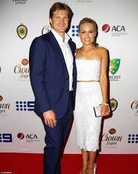 top 10 hottest cricket wags of team australia reckon talk part