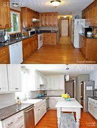 Modernizing Oak Kitchen Cabinets Update Your Kitchen Thinking Hinges Evolution Of Style