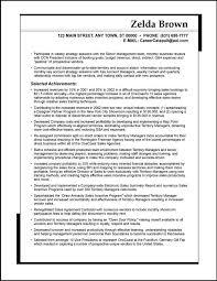 resume sample 16 senior sales executive resume career resumes