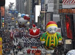 the macy s thanksgiving day parade in new york city is for
