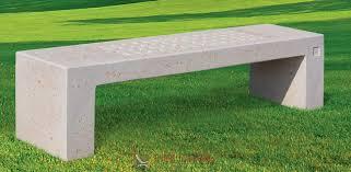 panchine per esterno panchine in cemento galatina vari modelli da esterno