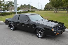 Buick Grand National Car Low Miles On A 1986 Buick Grand National Rare Cars For Sale