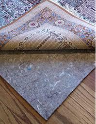 amazon com 8 x10 rug pads for less premium tm dense 1 3