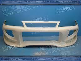 1996 toyota corolla front bumper toyota corolla e10 front bumper radical