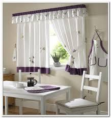 Kitchen Curtain Patterns Inspiration Kitchen Curtain Pattern Adding Color And Pattern With Window