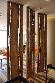 Freestanding Room Divider by Rustic Natural Wooden Freestanding Room Divider Ideas Popular