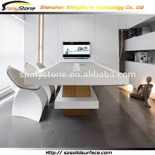 Modern Boardroom Tables Modern Mnc Boardroom Artificial Stone Solid Surface Modern
