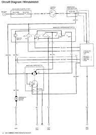 testing wiring between wiper motor switch hondacivicforum com
