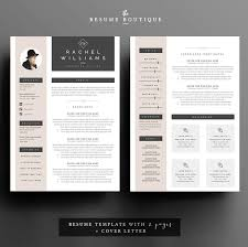 Example Cover Letter And Resume by Best 10 Simple Resume Ideas On Pinterest Simple Resume Template