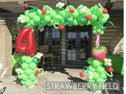 balloon arches balloon arches for weddings orange county ca signature