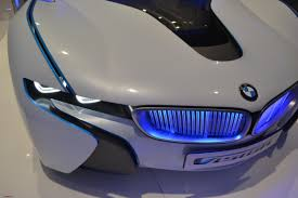 future bmw vision of efficient dynamics for the future visited at the bmw