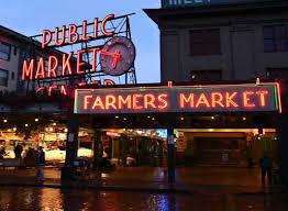 seattle visitors bureau explore seattle s pike place market page two with dazzling places com