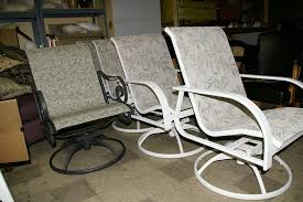 Sling Patio Chairs Diy Sling Replacement For Patio Furniture