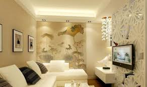 Beige Living Room by Decoration Artistic Wall Art Decoration To Decorate Your Room