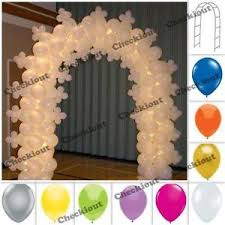 wedding arch balloons wedding arch ebay