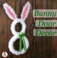 Easter Decorations Door by Fabulous Diy Easter Decorations