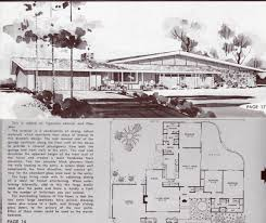 ranch style house plans 1960 s house plans