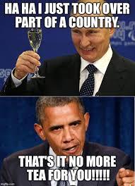 Obama Putin Meme - putin obama imgflip