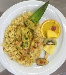 riz cuisiné riz thaï cuisiné au lait de coco