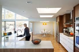 Modern Kitchen With Breakfast Nook By Design Platform Zillow - Kitchen with breakfast table