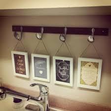 Kitchen Ideas Diy Best 25 Diy Kitchen Decor Ideas On Pinterest White Board Diy