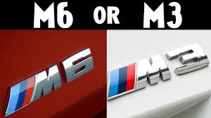 bmw m6 or m3 20 000 dilemma youtube