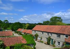 award winning holiday cottages complex for sale in rural north