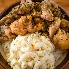 hawaiian fusion cuisine food truck serving traditional hawaiian poke and fusion cuisine in