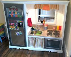 tv cabinet kids kitchen nora s new diy play kitchen andrea dekker