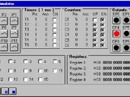 40 relay ladder logic simulator plc simulator ladder logic