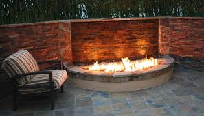 Fire Pit Torrey Pines Landscape Company Fireplaces And Fire Pits
