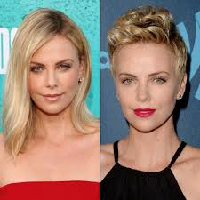 before and after picuters of long to short hair celebrities with long and short hair popsugar beauty