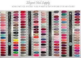 kiara sky polish nail polish nail products
