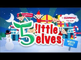 five little elves jumping on the sleigh song christmas songs for