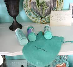 the decorated house tiffany blue aqua turquoise u0026 how to