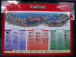 Disney Downtown Map Panoramio Photo Of Map Of Downtown Disney