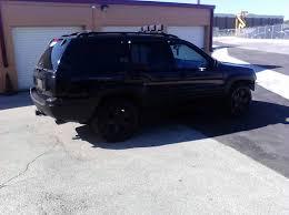 jeep grand cherokee all black garybraymen 2001 jeep grand cherokeelimited sport utility 4d specs