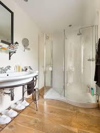 devon stand alone shower bathroom farmhouse with walk in white