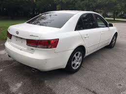 hyundai sonata 2006 tire size 2006 used hyundai sonata 4dr sedan gls v6 automatic at a luxury