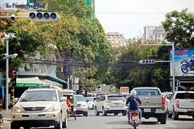 traffic lights not working let there be traffic lights post property phnom penh post