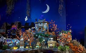 halloween village halloween villages pinterest fresh 203712