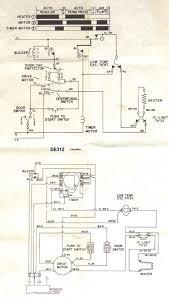 dryer schematic diagram wiring diagram simonand
