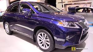 lexus rx los angeles 2015 lexus rx 350 exterior and interior walkaround 2015