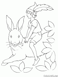coloring page good elves